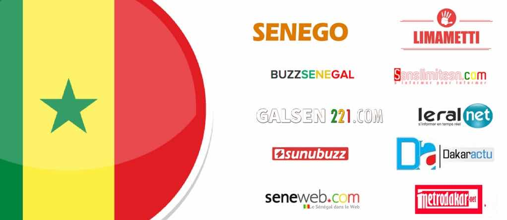 Classement des 10 sites web les plus visités au Sénégal en 2017