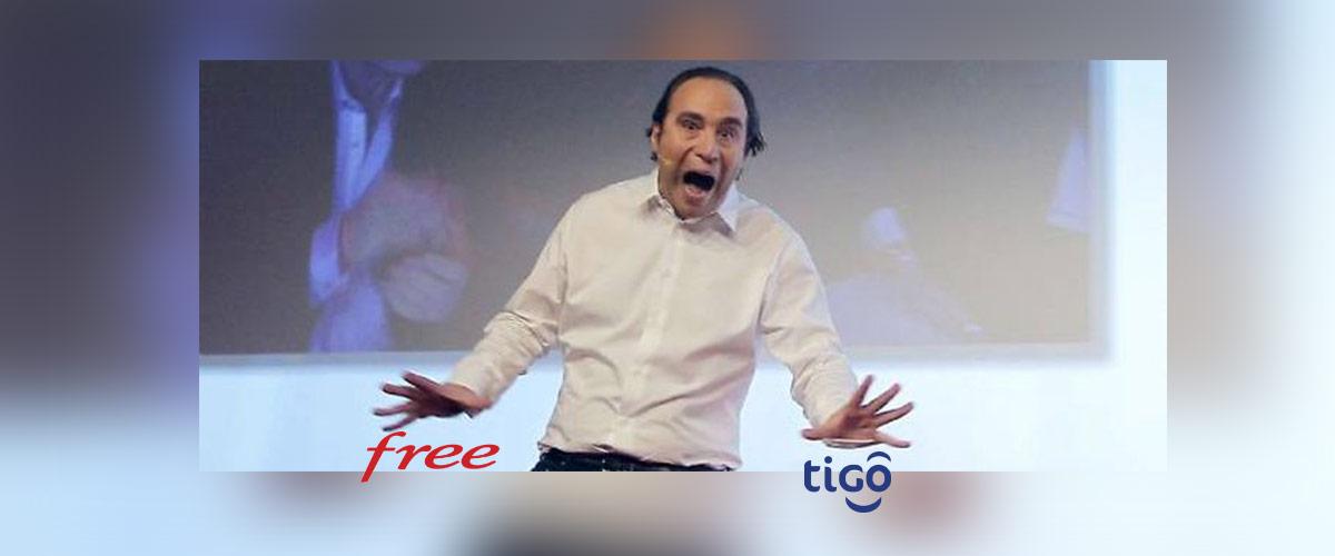 Xavier Niel fondateur de Free Mobile parmi les acheteurs de Tigo