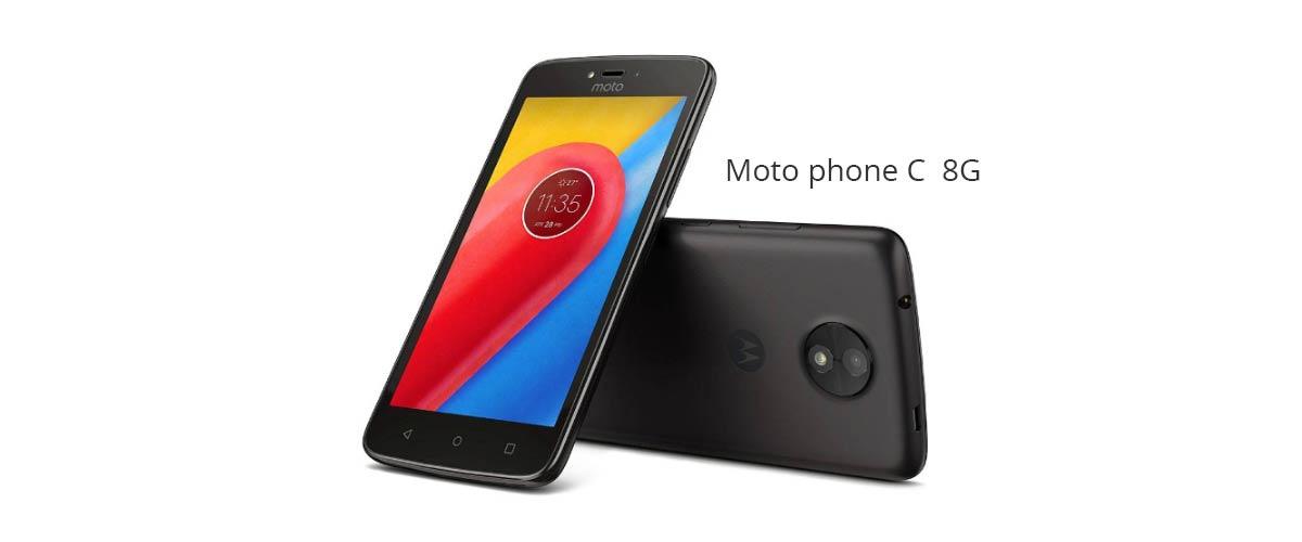 Bons Plans : La Moto phone C  8G à 39 900 FCFA sur Africashop.sn