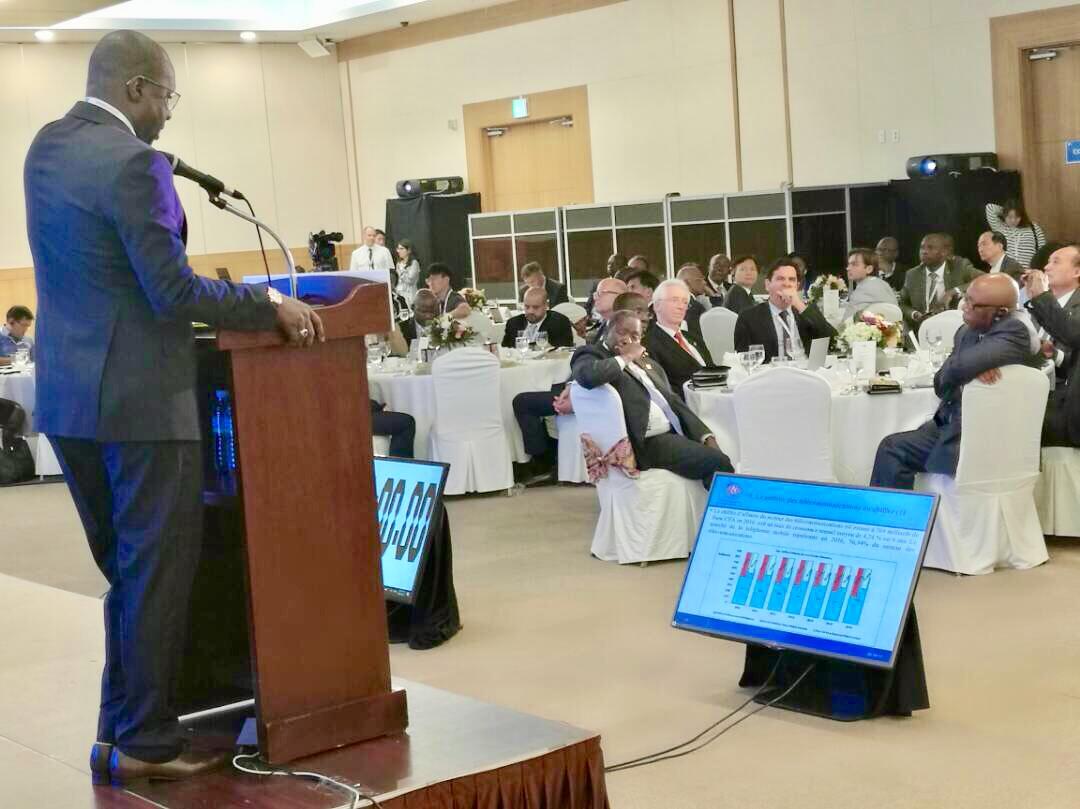 Corée du Sud : Le Sénégal défend sa candidature au conseil de l'Union Internationale des Télécommunications (UIT)