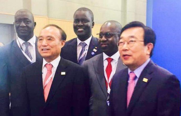 Corée du Sud: le Sénégal à l'honneur  au Sommet de l'ITU Telecom World