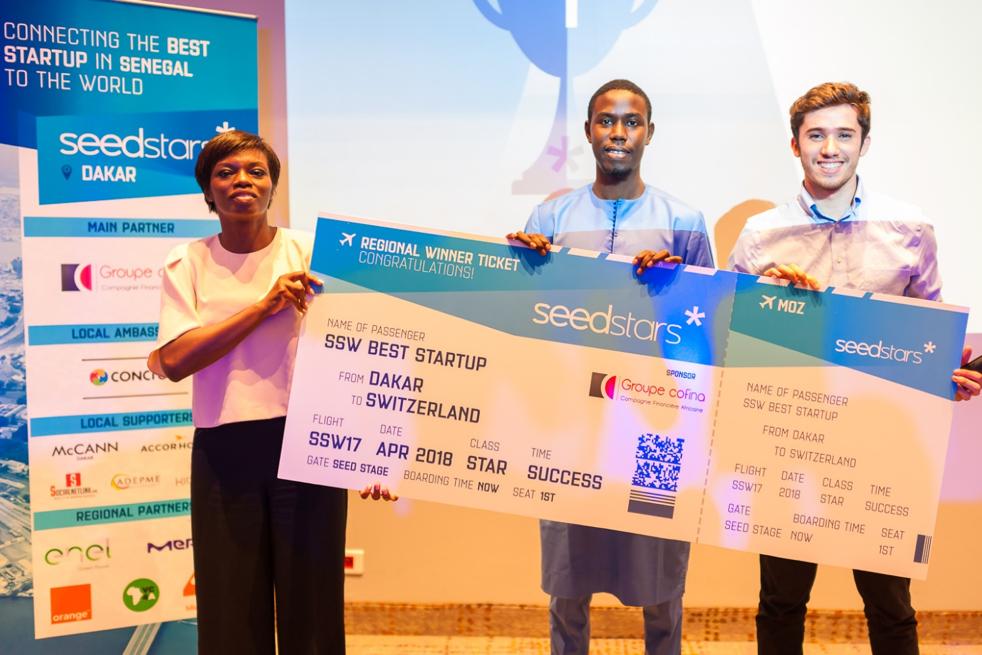 La startup MaTontine représentera le Sénégal au Sommet mondial Seedstars en Suisse