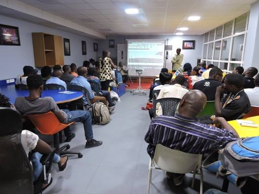 Le concept mensuel « Je suis camerounais et je blogue » fait son chemin à Douala