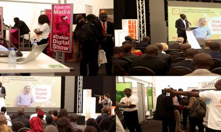 Dakar Digital show
