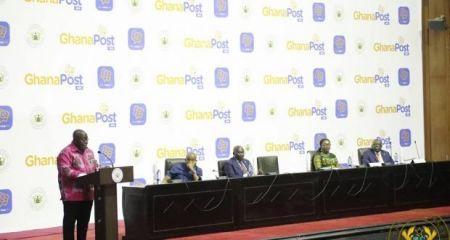 Mise en place d'un système national d'adressage numérique « GhanaPostGPS »
