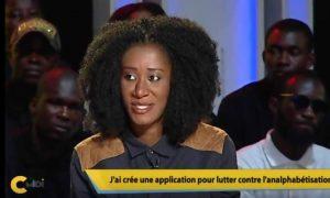 Raissa Banhoro rfi challenge app afrique