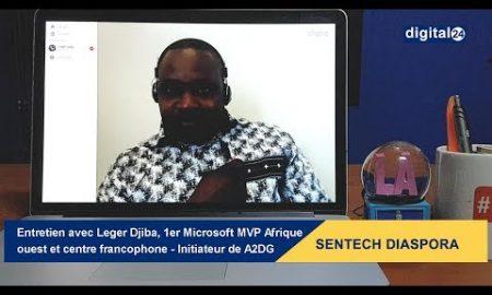 Joint via Skype depuis Abidjan, Leger Djiba nous explique les enjeux liés à la formation en développement de logiciels et applications pour le continent africain. Leger Djiba est consultant et formateur spécialisé dans le développement de logiciels, notamment avec la technologie Microsoft. Il est depuis le premier janvier 2017, MVP de Microsoft Visual Studio et Development Technologies, le premier Microsoft MVP de l'Afrique de l'ouest et du centre francophone.