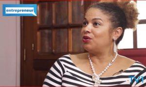 Marianne Bathily parle du fait de suivre sa passion et d'être Femme Entrepreneuse au Sénégal