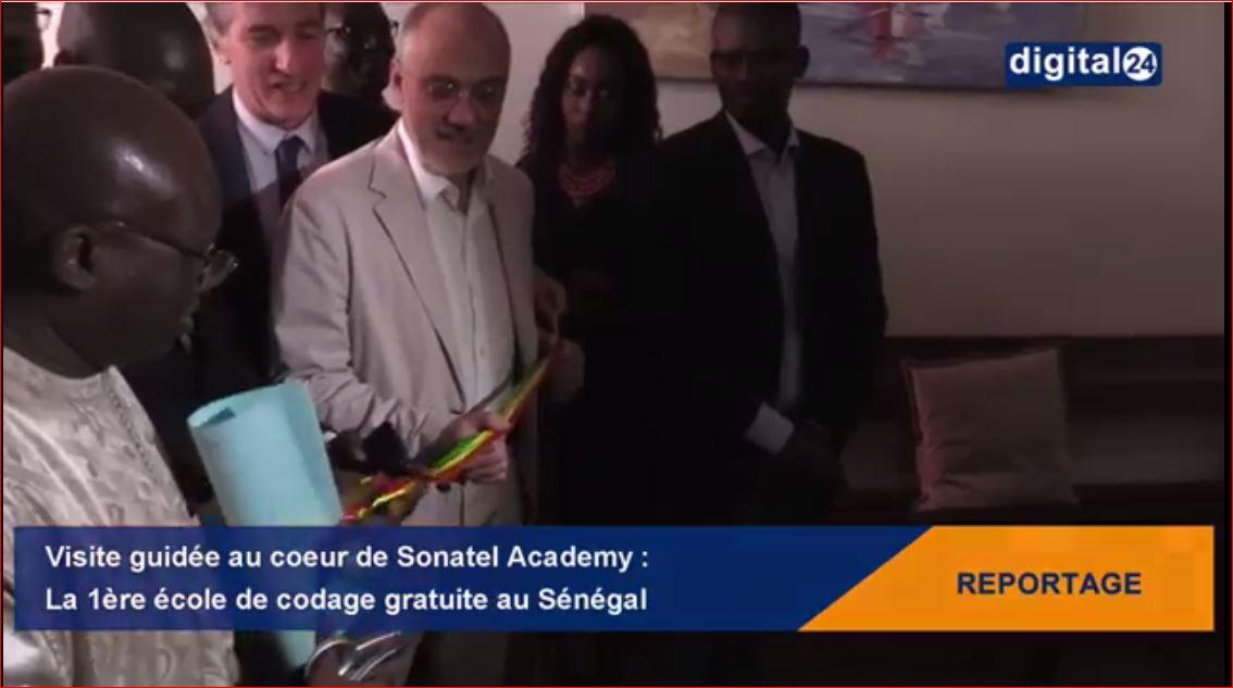 Visite guidée au coeur Sonatel Academy : la 1ère école de codage gratuite au Sénégal