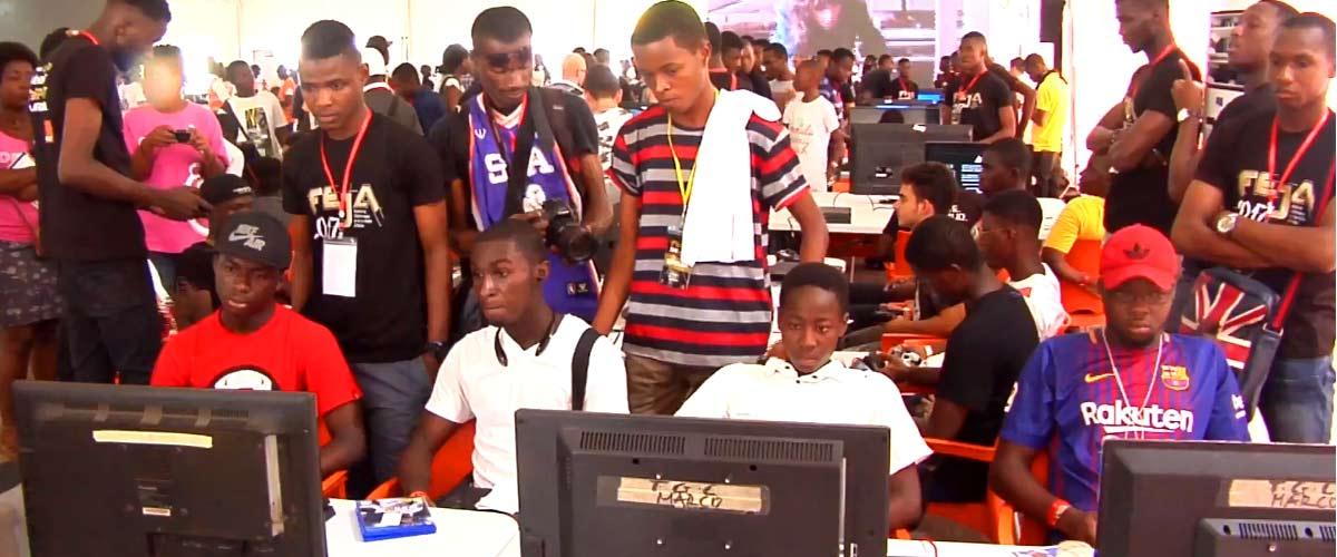 Le Festival de l'Electronique et du Jeu vidéo d'Abidjan 2017