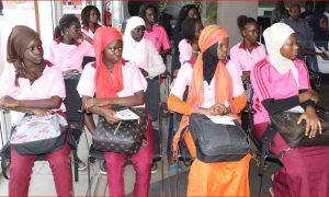 Compétition organisée par UBA pour tous les élèves du second cycle du sénégal