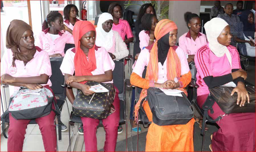 UBA met en compétition tous les élèves du second cycle du sénégal