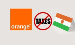Orange Niger Tax suppression