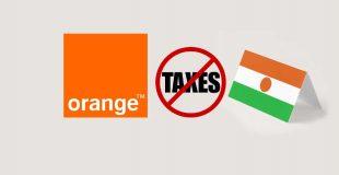 Orange Niger Tax suppression