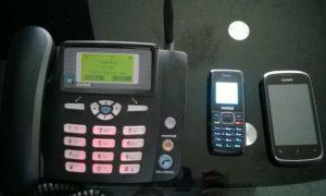 On se souvient encore en 2005, lorsqu'après un don de matériel de la Chine, l'opérateur historique des télécommunications du Cameroun, la Camtel lançait le service de téléphonie Mobile CT Phone, basée sur la technologie CDMA.