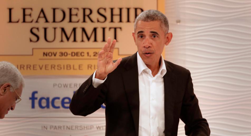 L'opinion de Barack OBAMA sur l'usage des réseaux sociaux par les jeunes et les responsables politiques