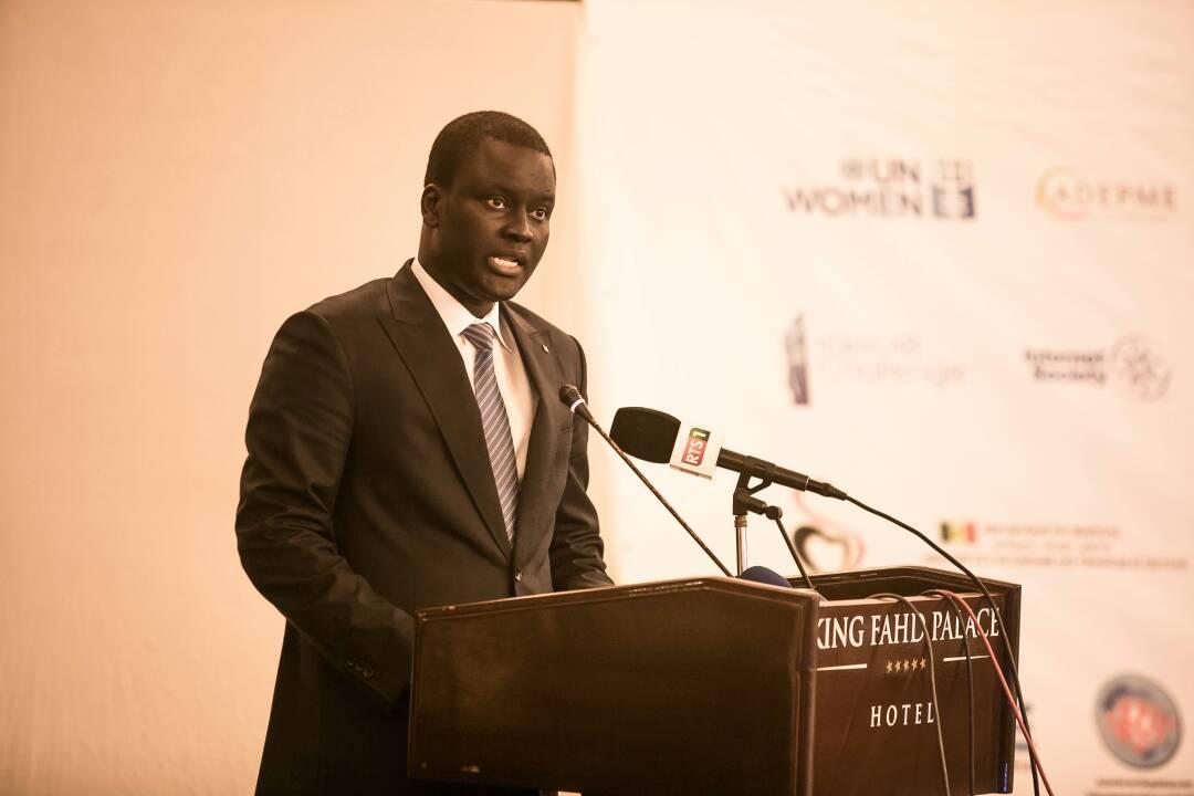 """Cheikh Bakhoum : """"La transformation digitale est un vecteur pour l'émergence économique"""""""