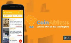 application CoinAfrique