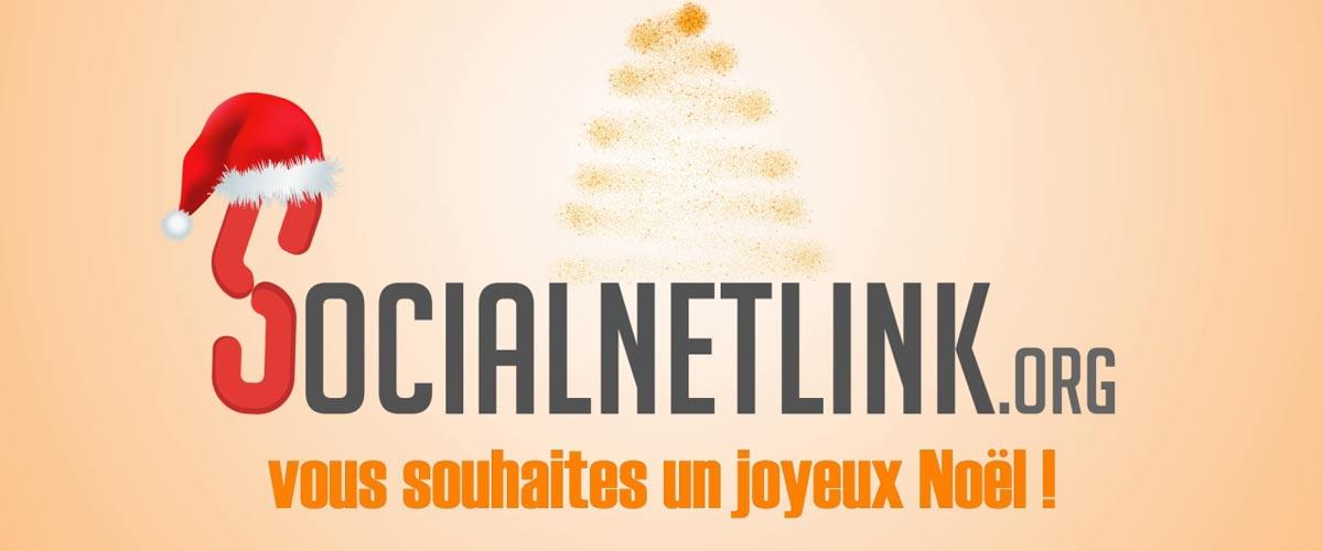 SocialNetLink souhaite à ses fidèles lectrices et lecteurs un Joyeux Noel