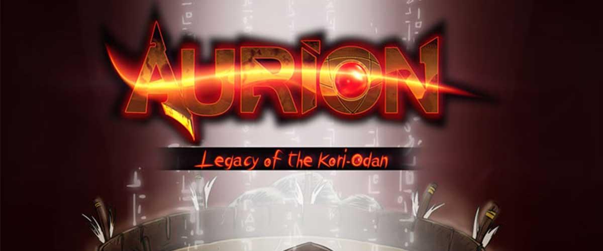 Désormais, vous pouvez lire Aurion ; l'héritage des kori-odan en BD.