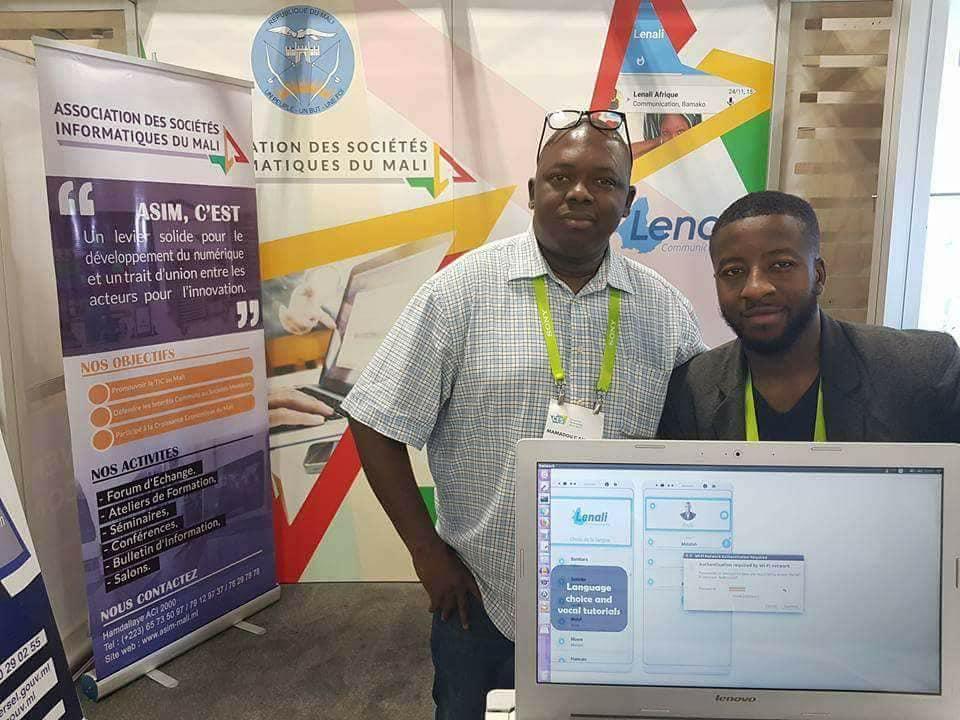 CES 2018: deux startups ont représenté le Mali au salon de Las Vegas
