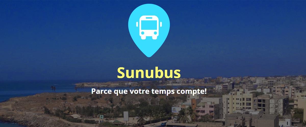 Sunubus, l'application communautaire de localisation des bus du Sénégal