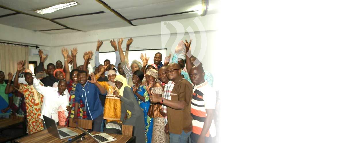 Bamako Incubateur et partenaires lancent la première cohorte d'incubation de 38 jeunes diplômés.
