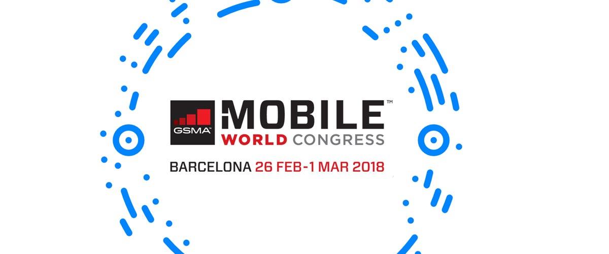 Au #MWC2018, la messe annuelle de l'industrie du mobile, la Tunisie mène le leadership africain.