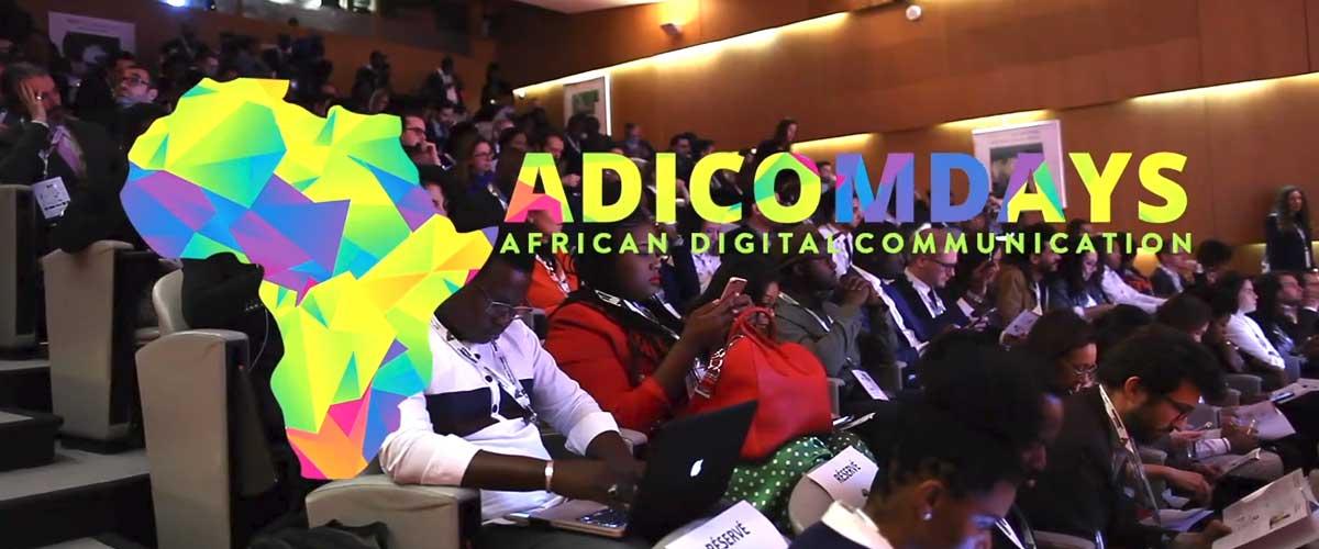 ADICOMDAYS 2018 : Abidjan accueillera le grand rendez-vous des acteurs du digital en Afrique