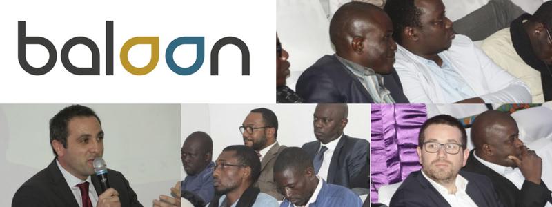 Baloon, la startup de courtage d'assurance 100% Digital lance ses activités au Sénégal.