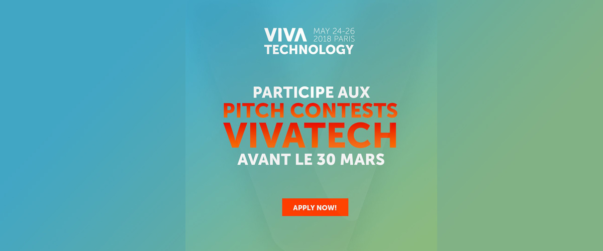 CTIC Dakar et Viva Technology lance un Pitch contests de start-up jusqu'au 30 mars