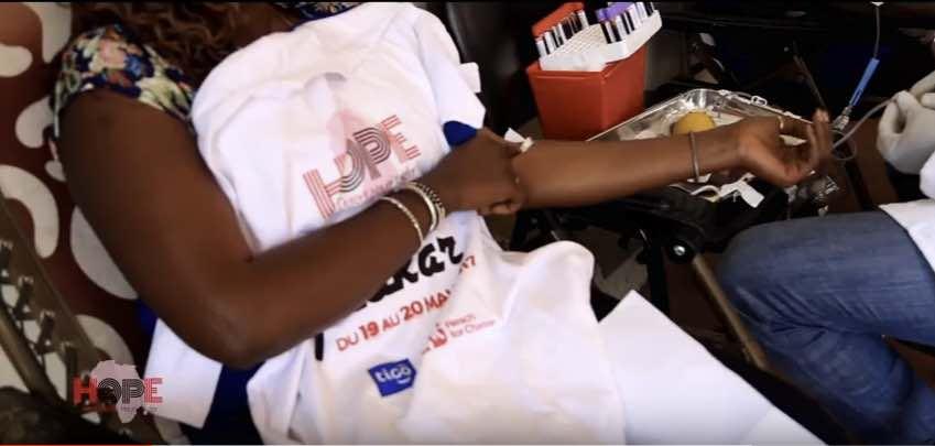 Thiès : La plateforme HOPE veut booster les dons de sang en réduisant la mortalité