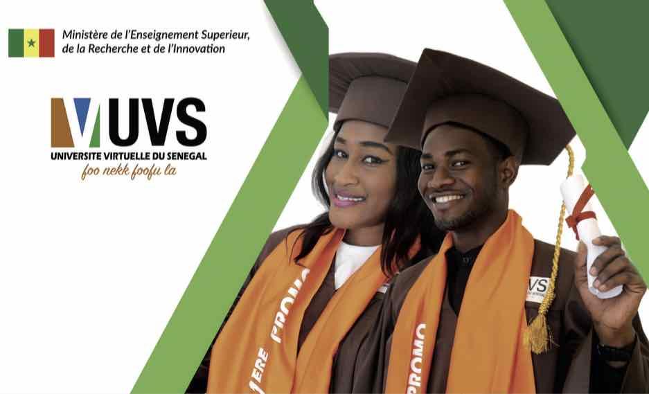 L'université Virtuelle du Sénégal sort ses premiers diplômés