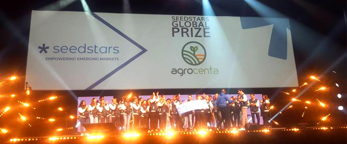 Agrocenta, startup originaire du Ghana remporte le prix de Seedstars Global Winner 2018