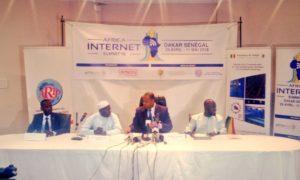 Conférence de presse en prélude du Africa Internet Summit