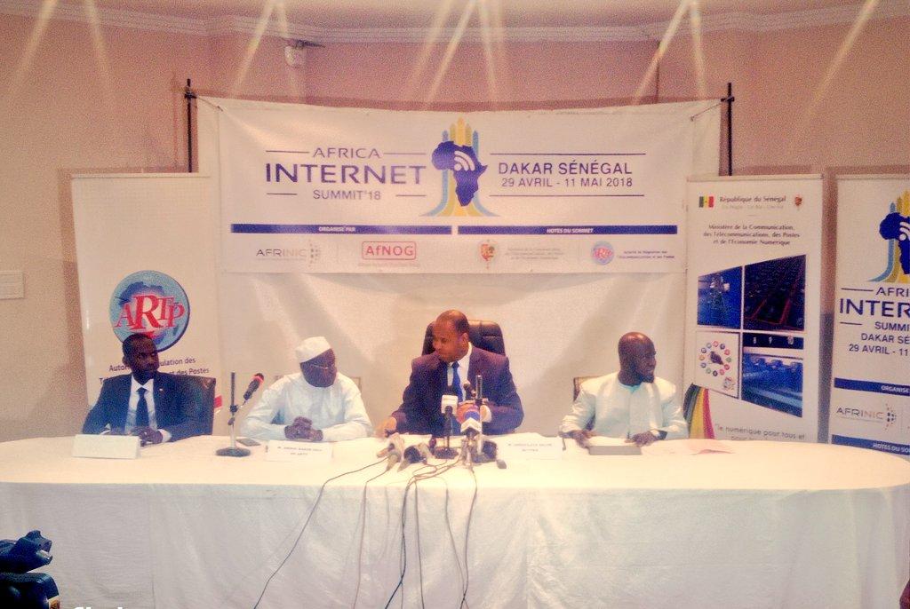 Africa Internet Summit : Dakar, capitale  de l'Internet africain