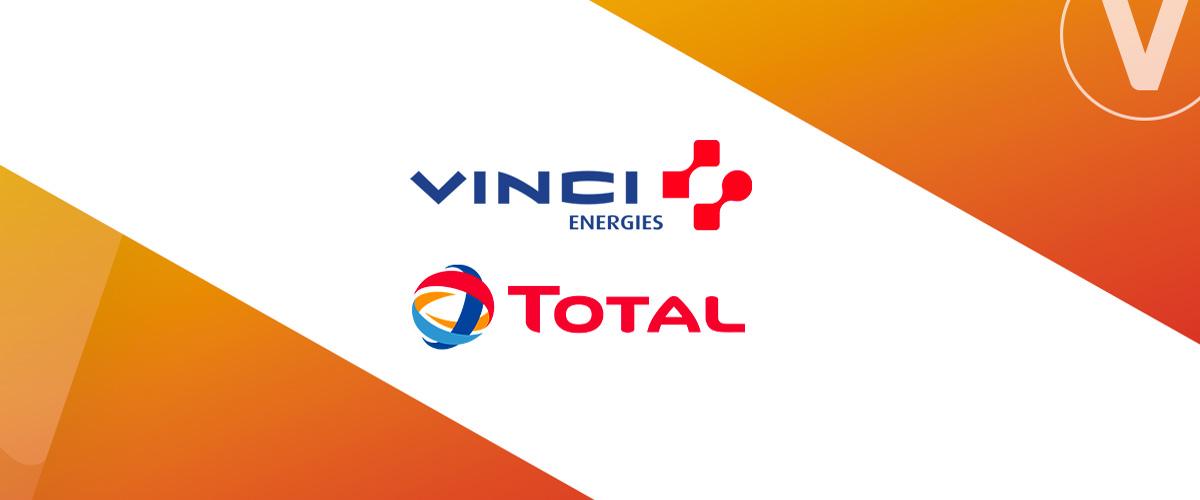 Total & Vinci Energies lancent la Blockchain de l'énergie en Afrique dans une compétition