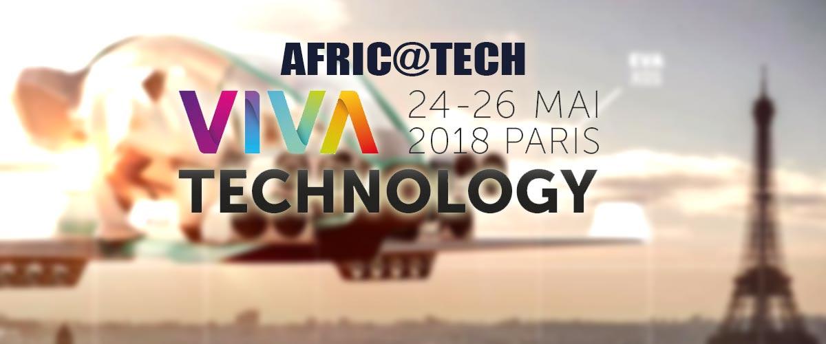 L'Afrique fortement présente au VivaTech Paris 2018