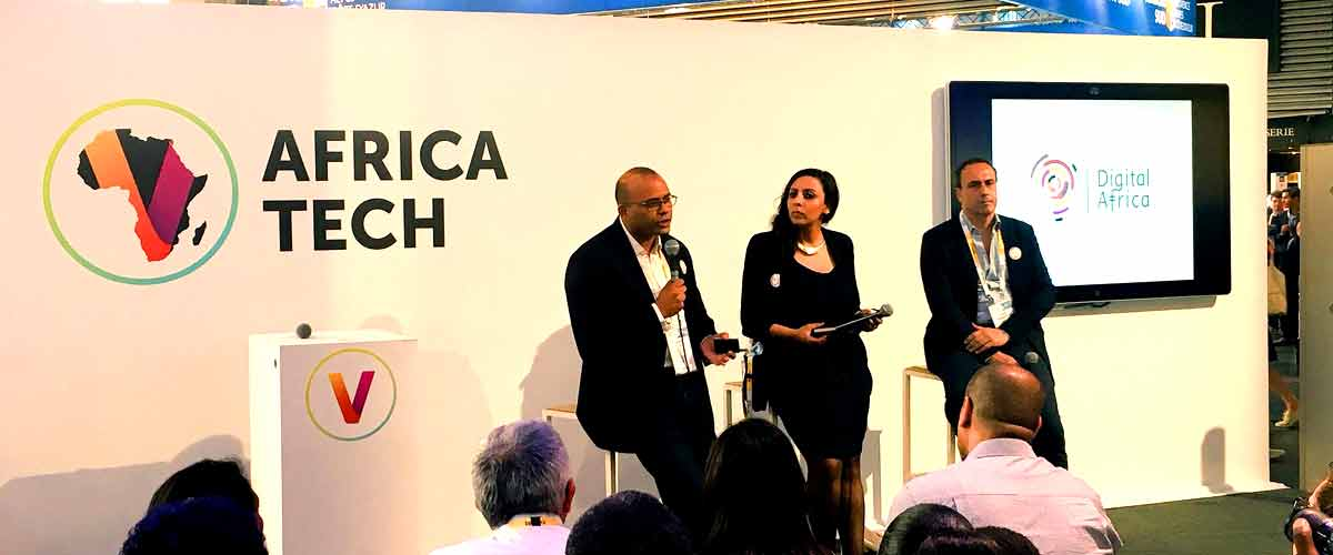 Les startups africaines se démarquent à la VivaTech Paris 2018