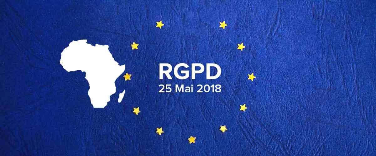 RGPD 25 Mai 2018