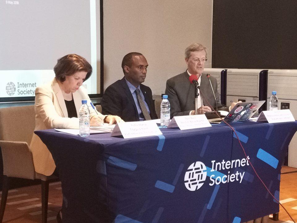 Protection des Données Personnelles: ISOC et l'UA sensibilisent pour une meilleure économie numérique en Afrique