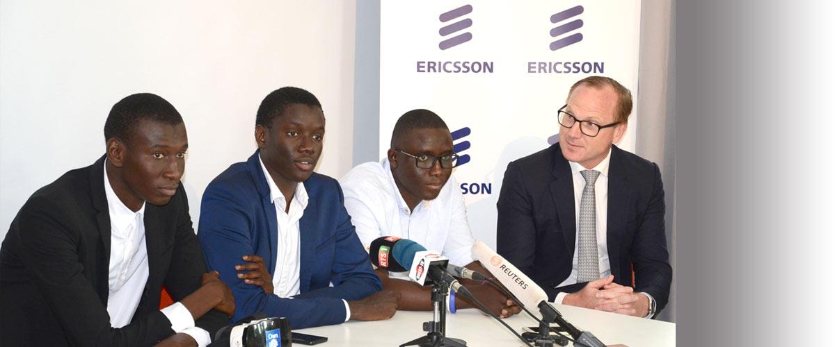 Ce que OwnLabs gagnant du «Ericsson Innovation Awards 2018» a dit aux médias
