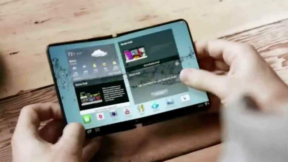 Smartphone pliable : Huawei damne le pion à Samsung