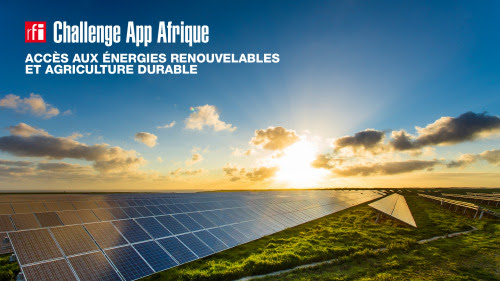 """Lancement du concours  """"RFI Challenge App Afrique"""""""