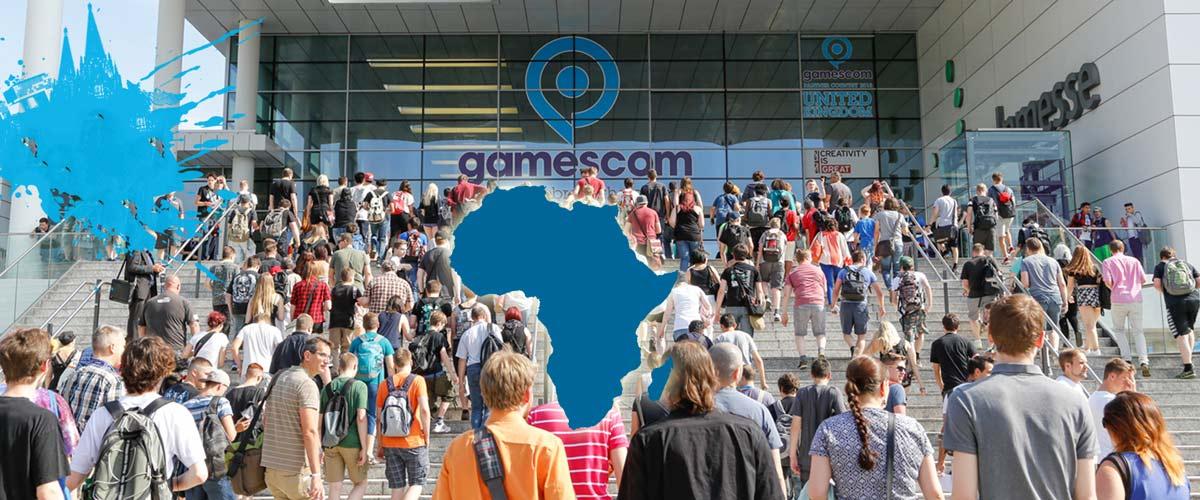 Gamescom 2018, l'Afrique sera sur place grâce à Paradise Game