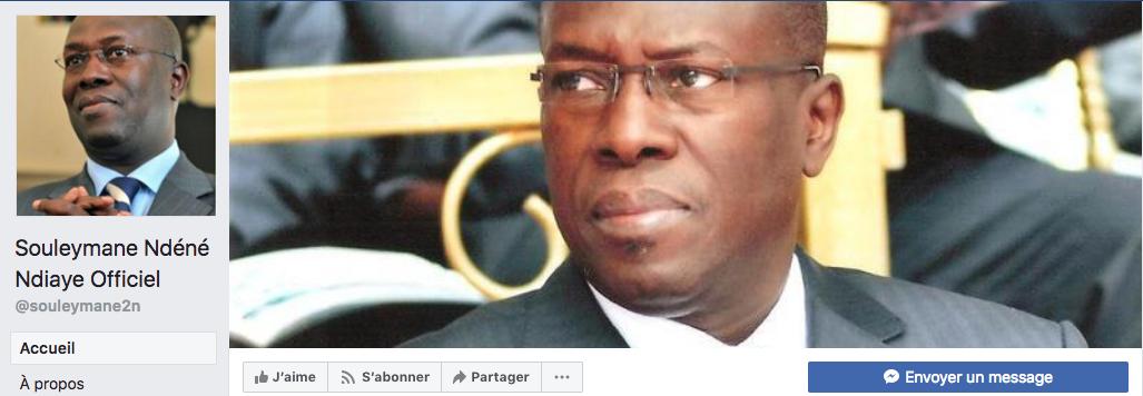 Facebook: Souleymane Ndéné NDIAYE lapidé par les Sénégalais