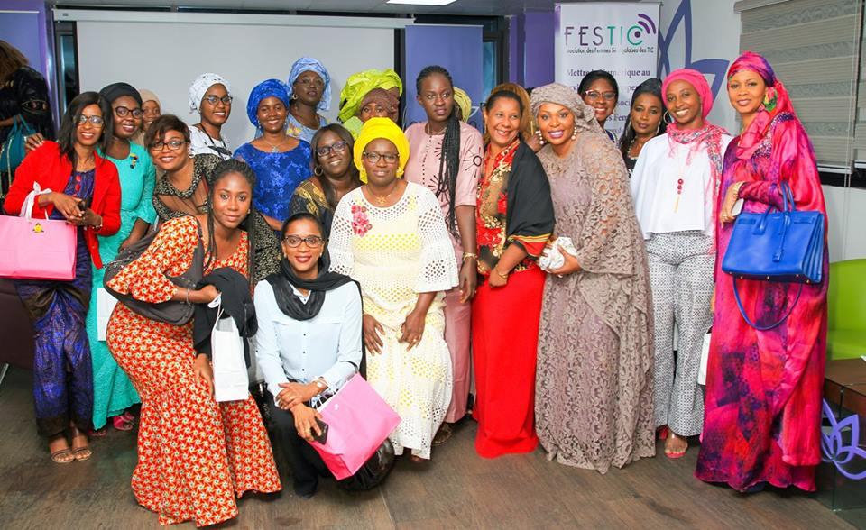 Lancement à Dakar de la première édition du « TALK FESTIC » réservé aux femmes porteuses de projet d'entreprenariat