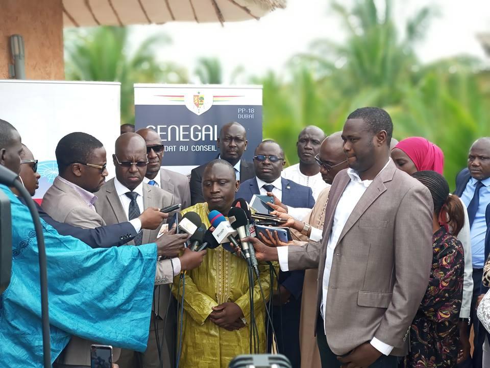 Le REJOTIC plaide pour l'institution d'un fonds pour les médias traitant de l'économie numérique au Sénégal
