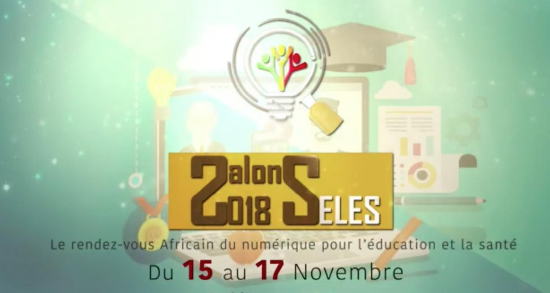 Première édition du Salon Dakar Solutions E-Learning & E-Santé