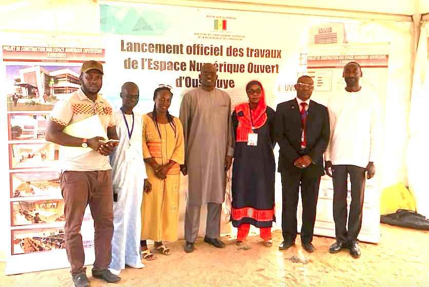 """Pr Moussa LO, coordonnateur UVS: """"50 Espaces numériques ouverts seront construits"""""""
